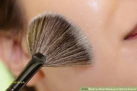 starter makeup kit for agers luxury 4 ways to wear makeup in strict wikihow
