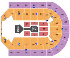 Garth Brooks Tickets Denny Sanford Premier Center Seating