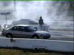 Drag Racing Acura Integra Door Youtube
