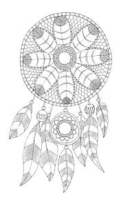How To Draw A Dream Catcher Draw Mandala Dream Catcher by Valentin Download Free Coloring Books 84
