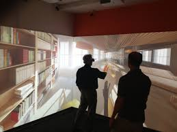 nbbj is launching its own vr platform the help of ex  modeling architecture the cave environment one potential vr model that nbbj visual vocal