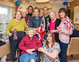 Care home residents send Dame Vera their 100th birthday wishes | Care  Choices