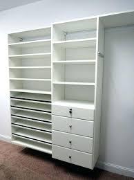 diy closet drawers large size of closet organizer kits ventilated wood closet shelving wood wall shelving