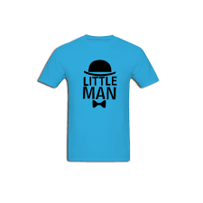 Ladies Shirt Size Chart India Little Man Lady Baby T Shirt