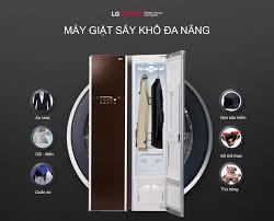 Review máy giặt hấp sấy LG Styler có tốt không, giá bán bao nhiêu -  NTDTT.com