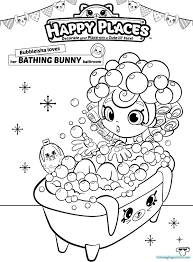 Shopkins Coloring Pages Shoppies At Getcoloringscom Free