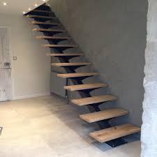 Fabriquer Son Escalier Bois Metal