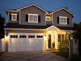 porch lighting ideas. Easy Outside Christmas Lighting Ideas. Outdoor Garage String Ideas O Porch H