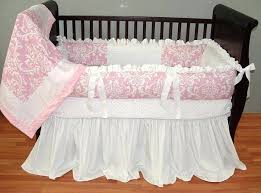 light pink crib bedding sets baby nursery amusing ideas for baby nursery room decoration ideas using ruffle white baby bed valance including light pink