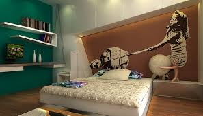funky bedroom furniture. Funky Bedroom Designs #1 Furniture