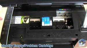Sometimes epson printer stops printing suddenly. How To Change Ink Cartridges With A Epson Stylus Sx115 Youtube