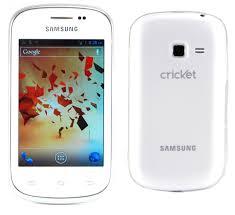 Prepaid Cricket Samsung Galaxy Discover ...