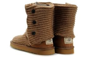 Cheap Women UGG 5819 Classic Cardy Oatmeal Outlet Online