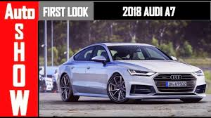 2018 audi s7. contemporary audi 2018 audi a7  first look and audi s7 h