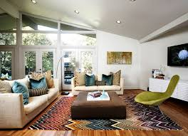 modern living room rugs for whole house18 modern living room