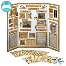 poster for school project ancient egypt project kit tri fold poster awesome posters and