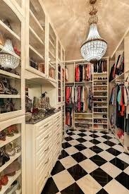 amazing closet ideas amazing walk in closet features a restoration hardware c french empire crystal chandelier