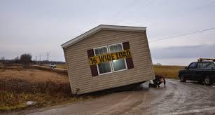 Discuss Has Anyone Had Experience Moving Mobile Home Advice