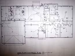 electrical drawing of a 3 bedroom flat the wiring diagram house blueprints electrical drawing