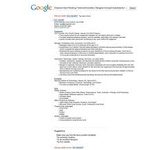 Resume ebay