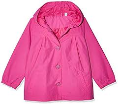Ovs Baby Girls 191jkt101 227 Short Jacket Pink Paradise