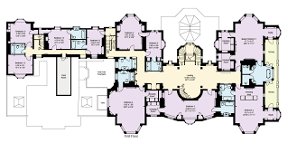>mega mansion floor plans google search home floorplans  mega mansion floor plans google search