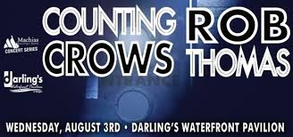 Counting Crows And Rob Thomas Counting Crows And Rob Thomas