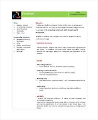 3d Animator Resumes Animator Resume Template 7 Free Word Pdf Documents Download