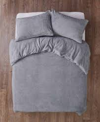 cosiest teddy fleece bedding