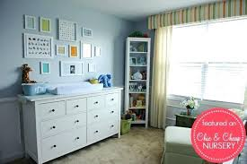 white furniture nursery. Boy Nursery With White Furniture Boys Room Delicate Powder Blue Baby . T