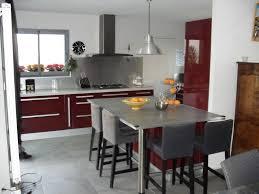 Cuisine Equipee Avec Electromenager Pas Cher Maison Design Avec