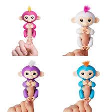 Big Deal Fingerlings Interactive Baby Monkey