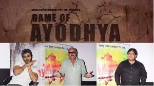 Image result for game of ayodhya movie