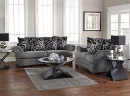 dark gray living room design ideas luxury. Contemporary Room Comfortable Living Room Design Idea With Gray Sofa And Patterned  Cushions Round Coffee Table And Dark Gray Living Room Design Ideas Luxury F