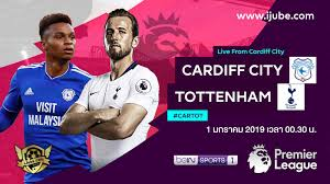 Premier-League-Cardiff-vs-Tottenham-'iJube