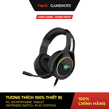 So Sánh Giá Tai Nghe Gaming Havit H2232D, Hỗ Trợ LED RGB, Tương Thích Với PC  tháng 8/2021