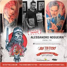 Artista Confirmado Alessandrotattoo Bh Tattoo Festival فيسبوك