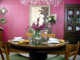 feng shui home simple decorating. Pink Feng Shui Designed Dining Room Home Simple Decorating