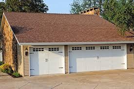 carriage garage doors.  Doors CHI Carriage House Stamped 5916 On Garage Doors