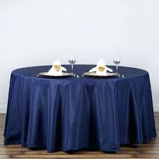 navy blue tablecloths navy blue polyester round tablecloth navy blue plastic tablecloths