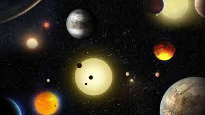Resultado de imagen de Los colores de los objetos que pueblan el Universo