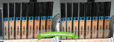 now thru tomorrow 11 4 score l oreal face makeup for as low as 2 49 each at walgreens there s curly a promotion on l oreal cosmetics one