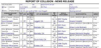 Chp Releases Information On Last Wednesdays Fatal Accident Leggett