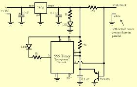garage sensor circuit diagram