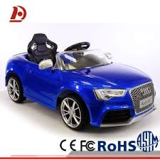 Basic Info China Audi RC Car Kids Electric Remote Control Cars -