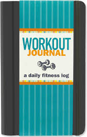 Work Out Journal Workout Journal A Daily Fitness Log