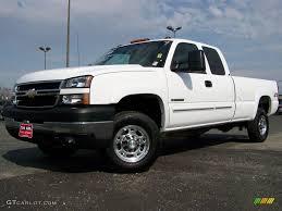 2007 Summit White Chevrolet Silverado 2500HD Classic Work Truck ...