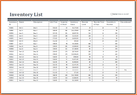 supplies inventory template excel office supply inventory template excel