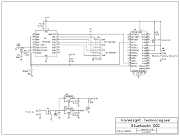 bluetooth digital setting circles  the ek s files bluetooth schematic