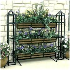 metal outdoor plant stands contemporary plant stands vertical planter set contemporary outdoor plant stand images tall
